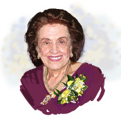 Carolyn Faust Portrait