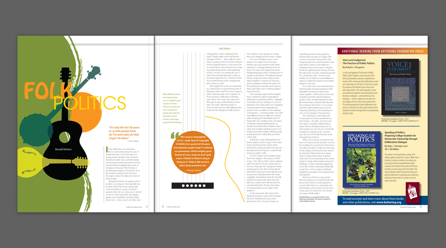 Periodical Layout and Design