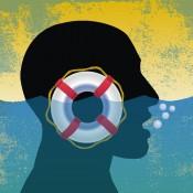 Mental Illness Underwater