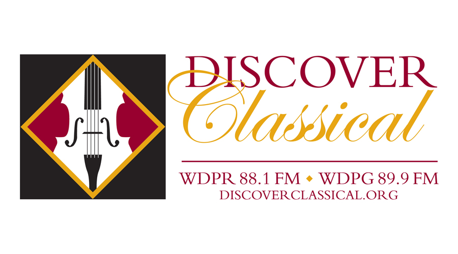 Discover Classical WDPR Logo