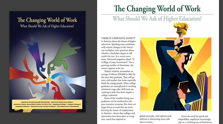 Publication Layout and Cover Design
