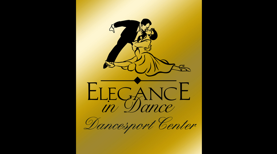 Elegance in Dance Logo Design