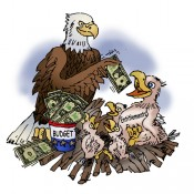 Entitlement Eagle