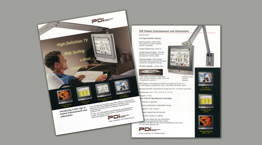 PDI Flyer